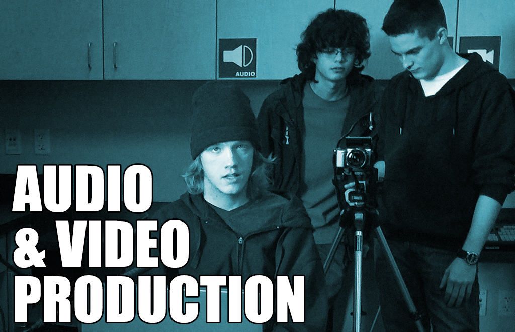 Audio and Video Production