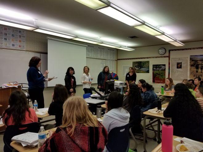 Women Encouraged Toward Engineering